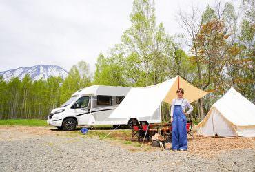 【北海道露營車】有台舒適的露營車,會決定這次的北海道旅遊開不開心!