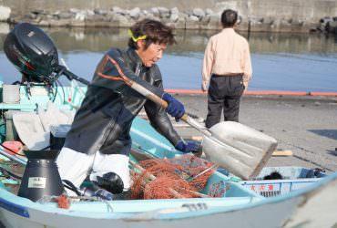 【北海道利尻島】小坂漁業部・小坂善一先生|現役漁師獨家採訪