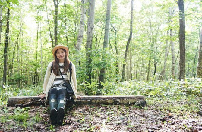 「北海道・冷杉之森_FUPUNOMORI」把北海道森林的味道,原封不動的傳遞給大家。