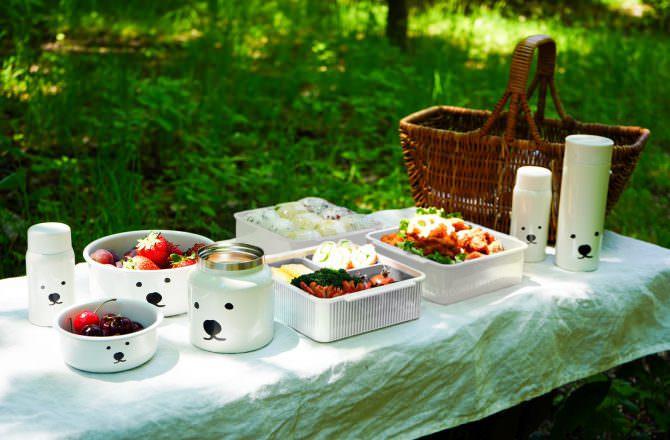 北海道生活道具新提案,用「北海道白熊」聯名商品,找尋自己的舒適自在感。