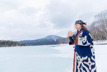 【北海道】道東的神秘面紗,和愛努族所愛的湖畔相遇。